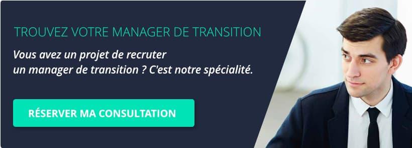 Recrutement de manager de transition
